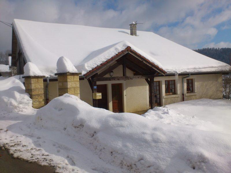 Maison le Doubs Frontière***