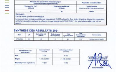 INFORMATION : ETANG DU PAQUIS