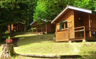 """Camping """"le clos du Doubs"""" à Glére"""