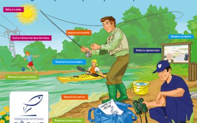 Charte du Pêcheur Associatif de loisir